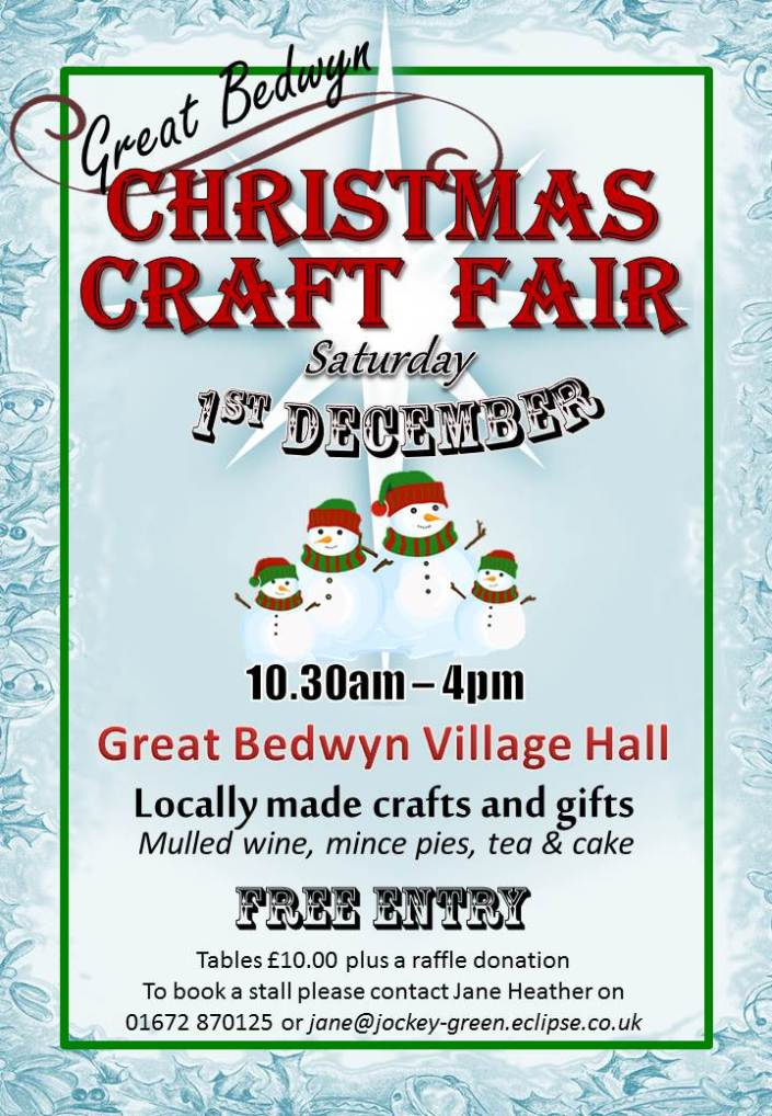 craft fair poster (1)